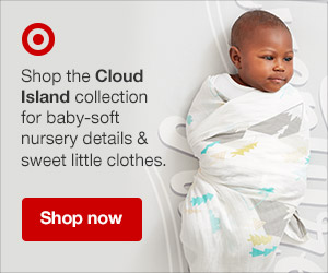 Cloud Island is as sweet as can be. Baby-soft nursery details & sweet little clothes at even sweeter prices only at Target online.
